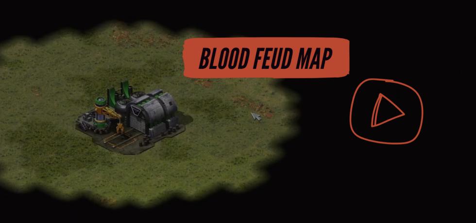 CnCNet Yuri's Revenge Blood Feud Map