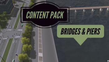 Cities Skylines Content Pack: Bridges & Piers