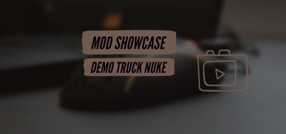CnCNet Yuri's Revenge Demo Truck Nuke